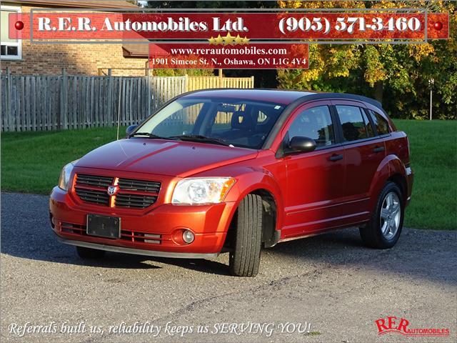 2008 Dodge Caliber SXT (Stk: ) in Oshawa - Image 1 of 11