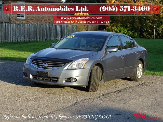 2010 Nissan Altima 2.5 S (Stk: ) in Oshawa - Image 1 of 12