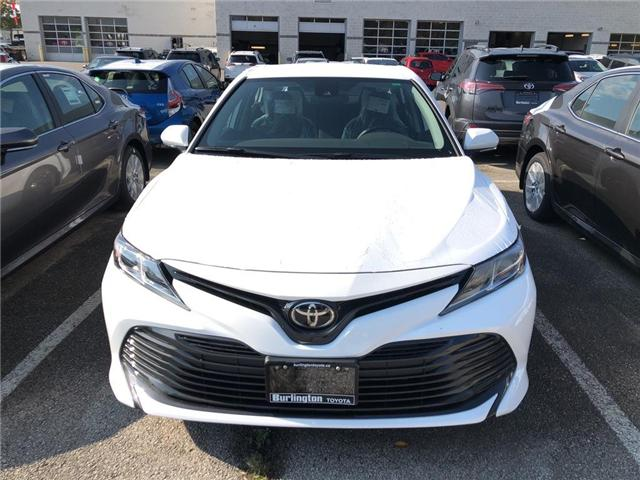 2019 Toyota Camry LE (Stk: 193004) in Burlington - Image 2 of 5