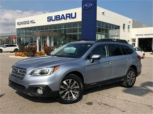 2016 Subaru Outback 3.6R Limited Package (Stk: P03728) in RICHMOND HILL - Image 1 of 22