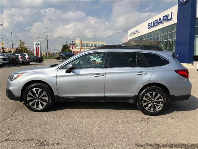 2016 Subaru Outback 3.6R Limited Package (Stk: P03728) in RICHMOND HILL - Image 2 of 22
