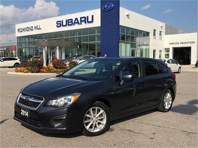 2014 Subaru Impreza 2.0i Touring Package (Stk: P03725) in RICHMOND HILL - Image 1 of 19