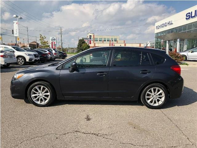2014 Subaru Impreza 2.0i Touring Package (Stk: P03725) in RICHMOND HILL - Image 2 of 19