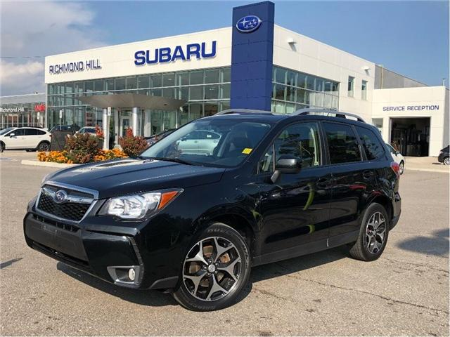 2015 Subaru Forester 2.0XT Touring (Stk: LP0184) in RICHMOND HILL - Image 1 of 21