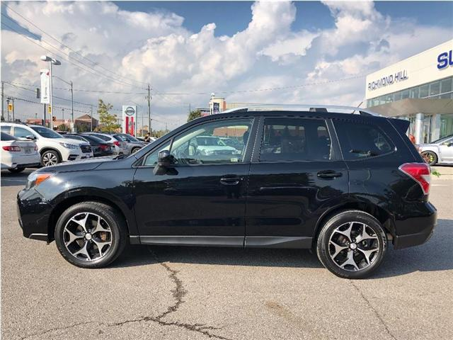 2015 Subaru Forester 2.0XT Touring (Stk: LP0184) in RICHMOND HILL - Image 2 of 21