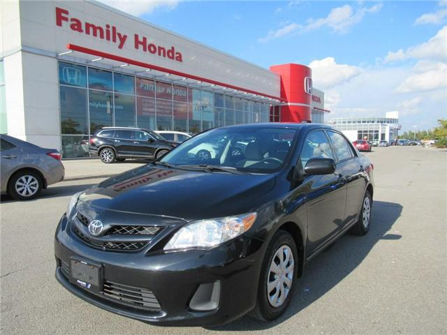 2012 Toyota Corolla CE, WOW! WELL MAINTAINED! (Stk: 8506685B) in Brampton - Image 1 of 25