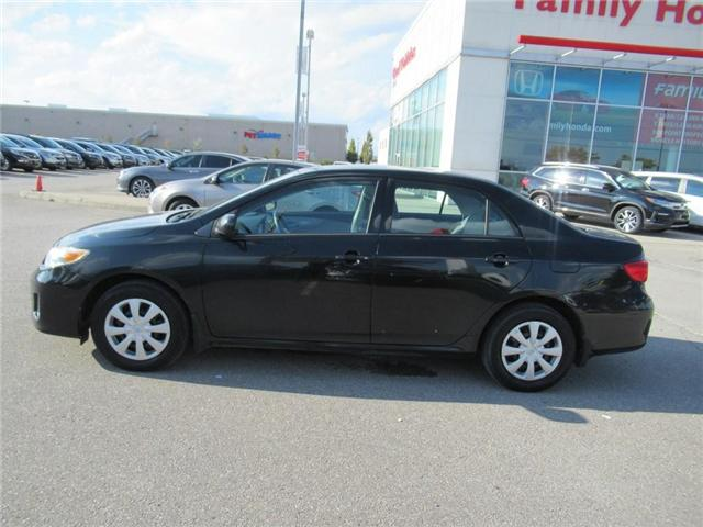 2012 Toyota Corolla CE, WOW! WELL MAINTAINED! (Stk: 8506685B) in Brampton - Image 2 of 25