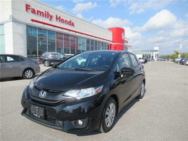2015 Honda Fit LX (Stk: U03301) in Brampton - Image 1 of 27