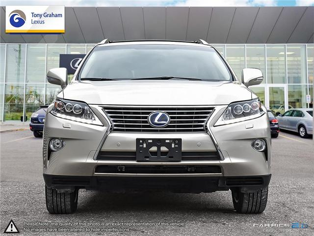 2013 Lexus RX 450h Base (Stk: Y3189C) in Ottawa - Image 2 of 28