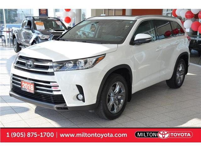2018 Toyota Highlander  (Stk: 494269) in Milton - Image 1 of 44