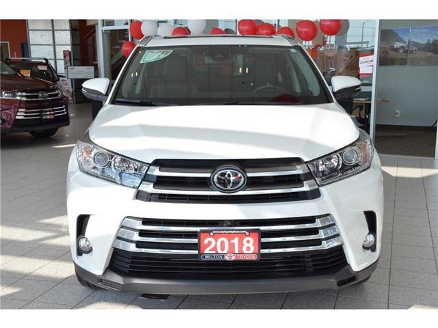 2018 Toyota Highlander  (Stk: 494269) in Milton - Image 2 of 44