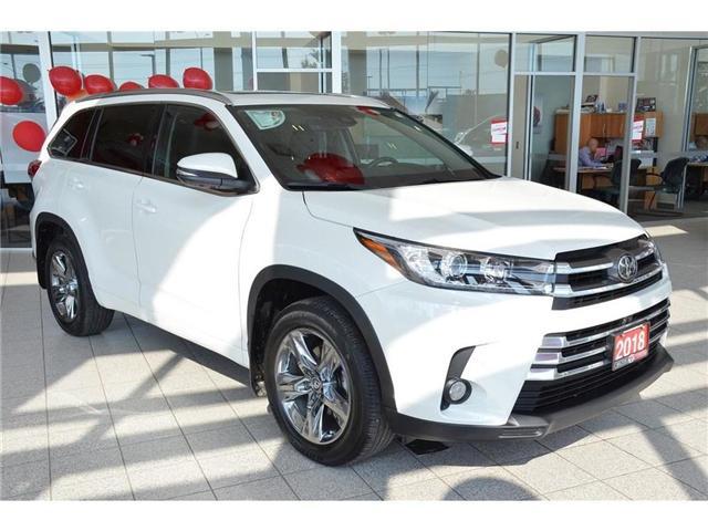 2018 Toyota Highlander  (Stk: 494269) in Milton - Image 3 of 44