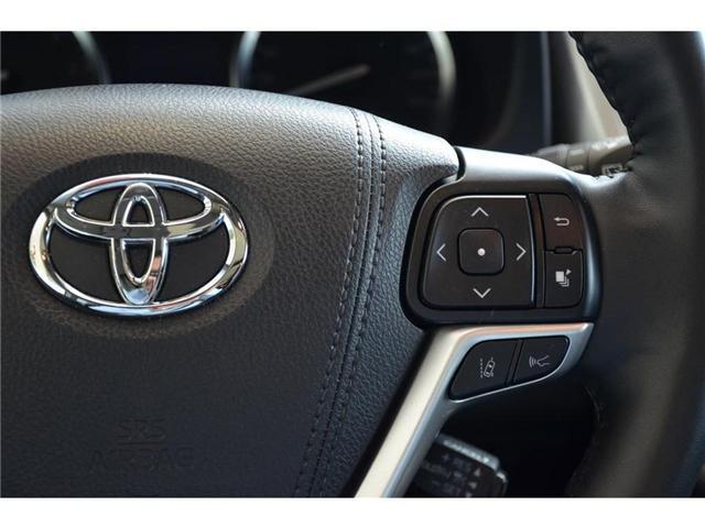 2018 Toyota Highlander  (Stk: 494269) in Milton - Image 21 of 44
