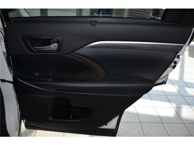 2018 Toyota Highlander  (Stk: 494269) in Milton - Image 30 of 44