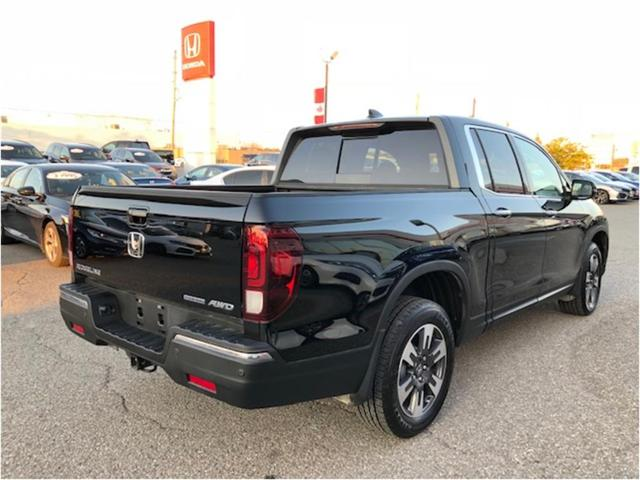2019 Honda Ridgeline Touring (Stk: K1000) in Georgetown - Image 2 of 10