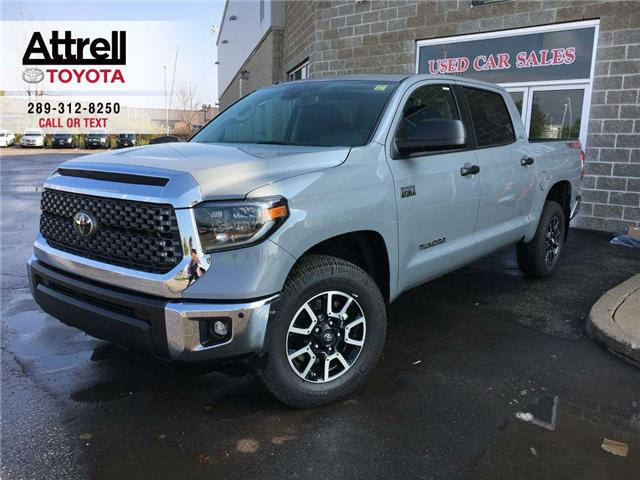 2019 Toyota Tundra 4Wd 4X4 CREWMAX TRD OFF-ROAD (Stk: 42119) in Brampton - Image 1 of 30