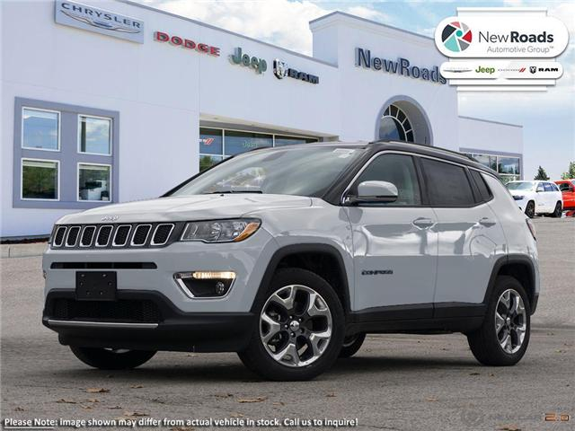 2018 Jeep Compass Limited (Stk: M18230) in Newmarket - Image 1 of 11