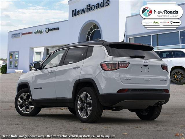 2018 Jeep Compass Limited (Stk: M18230) in Newmarket - Image 4 of 11