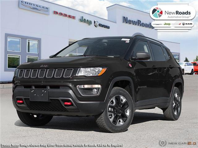 2018 Jeep Compass Trailhawk (Stk: M18231) in Newmarket - Image 1 of 22