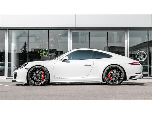 2018 Porsche 911 Carrera 4 GTS Coupe PDK (Stk: U7437) in Vaughan - Image 2 of 20