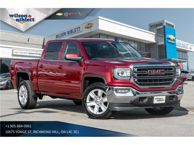 2018 GMC Sierra 1500 SLE (Stk: 154625) in Richmond Hill - Image 1 of 18