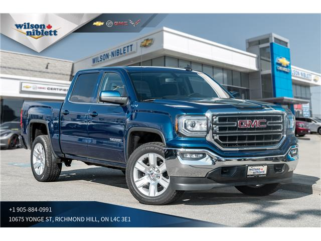 2018 GMC Sierra 1500 SLE (Stk: 147368) in Richmond Hill - Image 1 of 18