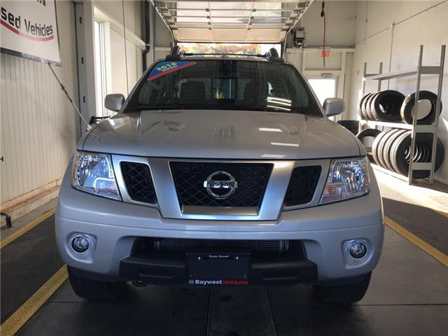 2018 Nissan Frontier PRO-4X (Stk: P0619) in Owen Sound - Image 2 of 12
