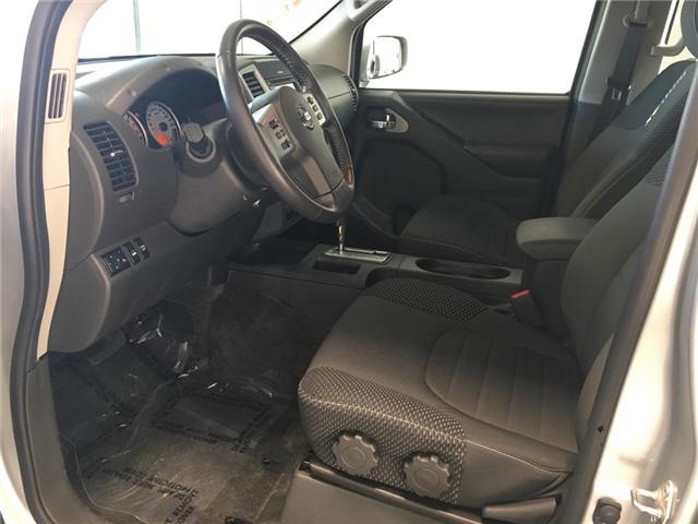 2018 Nissan Frontier PRO-4X (Stk: P0619) in Owen Sound - Image 7 of 12