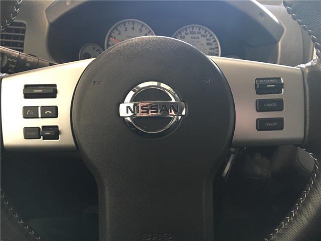 2018 Nissan Frontier PRO-4X (Stk: P0619) in Owen Sound - Image 11 of 12
