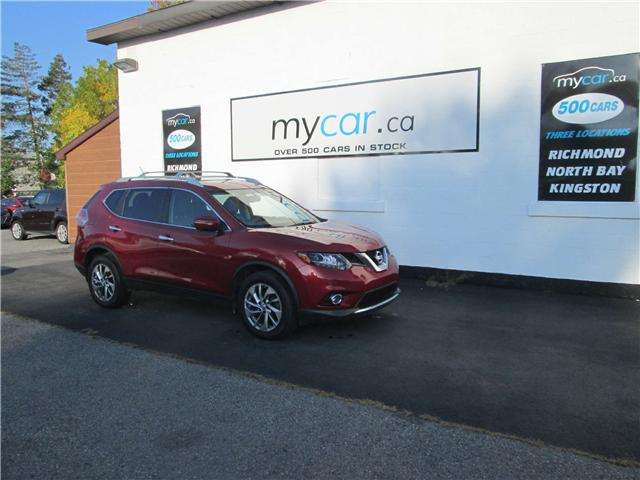 2015 Nissan Rogue SL (Stk: 181276) in Kingston - Image 2 of 14