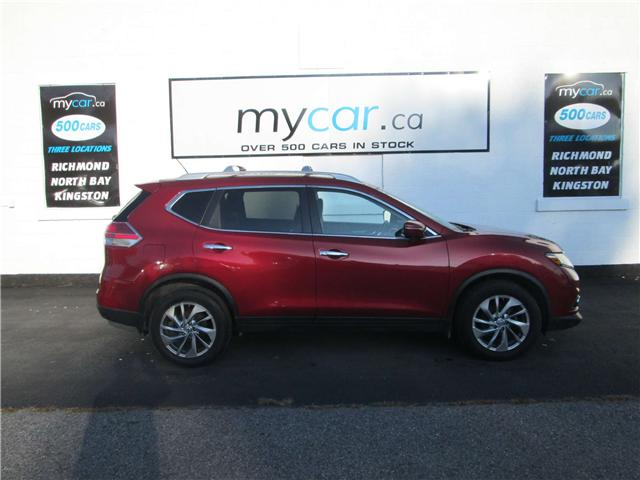 2015 Nissan Rogue SL (Stk: 181276) in Kingston - Image 1 of 14