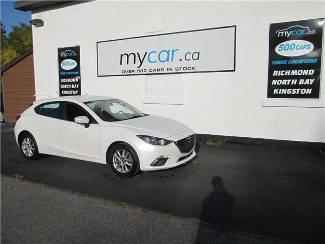 2015 Mazda Mazda3 GS (Stk: 181490) in Kingston - Image 2 of 13