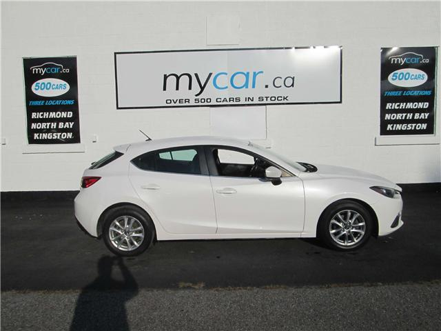 2015 Mazda Mazda3 GS (Stk: 181490) in Kingston - Image 1 of 13