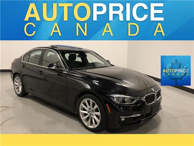 2016 BMW 328i xDrive (Stk: W9877) in Mississauga - Image 1 of 26