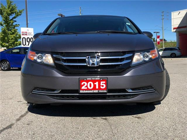 2015 Honda Odyssey EX (Stk: 181271P) in Richmond Hill - Image 2 of 20