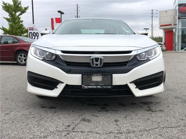 2016 Honda Civic LX (Stk: 181624P) in Richmond Hill - Image 2 of 16