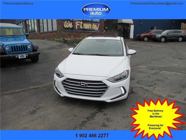 2018 Hyundai Elantra GL SE (Stk: 654434) in Dartmouth - Image 1 of 23