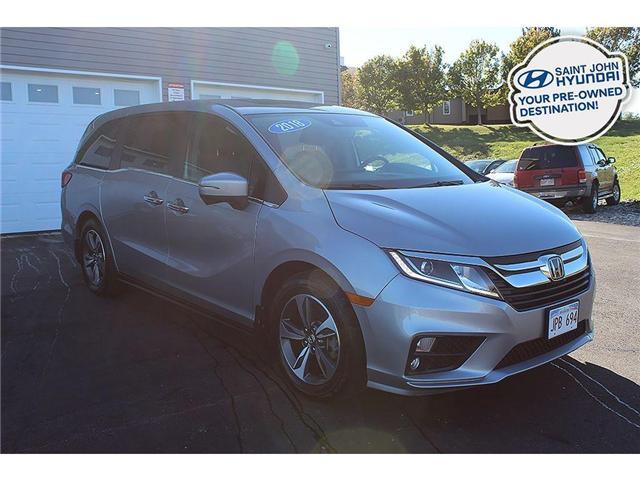 2018 Honda Odyssey EX (Stk: U1894A) in Saint John - Image 1 of 25