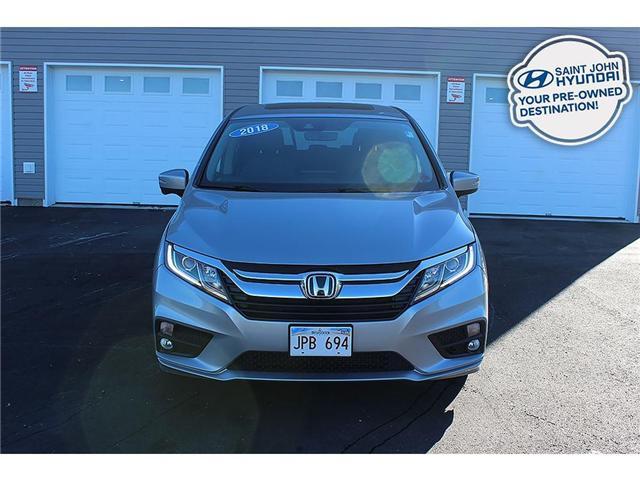 2018 Honda Odyssey EX (Stk: U1894A) in Saint John - Image 2 of 25