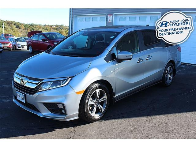 2018 Honda Odyssey EX (Stk: U1894A) in Saint John - Image 3 of 25