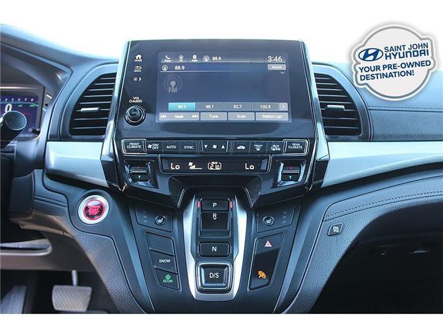 2018 Honda Odyssey EX (Stk: U1894A) in Saint John - Image 14 of 25