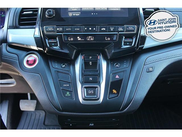 2018 Honda Odyssey EX (Stk: U1894A) in Saint John - Image 18 of 25