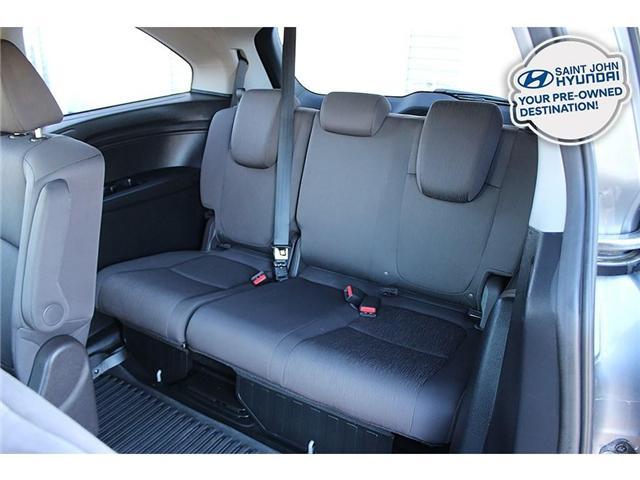 2018 Honda Odyssey EX (Stk: U1894A) in Saint John - Image 21 of 25