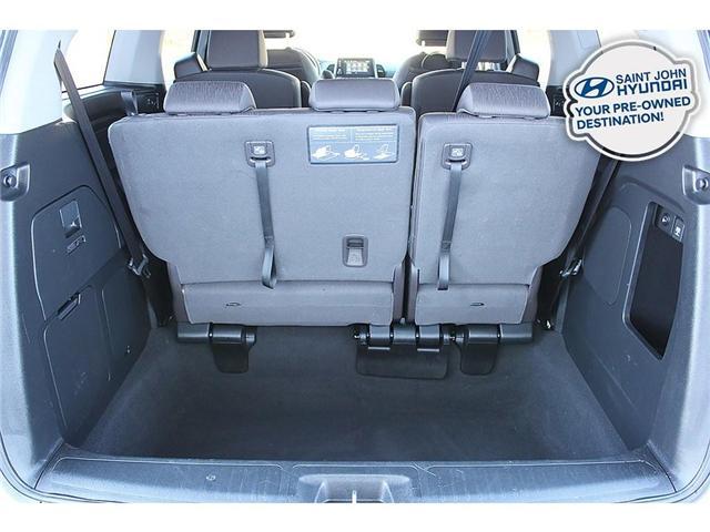 2018 Honda Odyssey EX (Stk: U1894A) in Saint John - Image 24 of 25