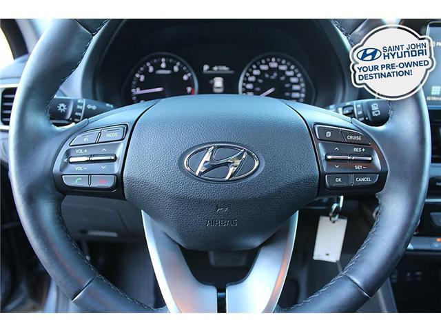 2018 Hyundai Elantra GT  (Stk: U1914) in Saint John - Image 10 of 23