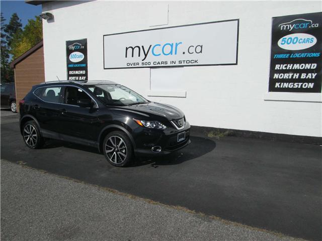 2018 Nissan Qashqai SL (Stk: 181534) in North Bay - Image 2 of 14