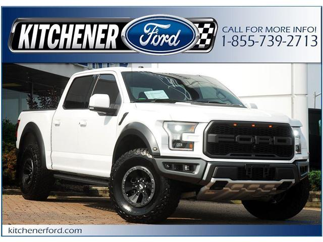 2018 Ford F-150 Raptor (Stk: D89130A) in Kitchener - Image 1 of 20