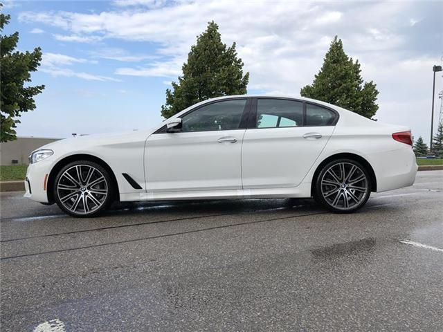 2018 BMW 540i xDrive (Stk: B18396) in Barrie - Image 2 of 18