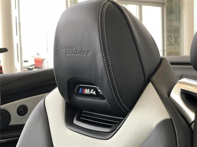 2019 BMW M4 Cabriolet (Stk: B19016) in Barrie - Image 13 of 16