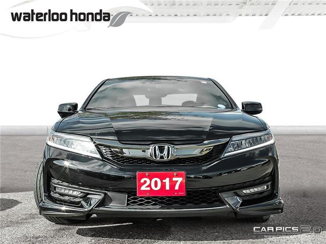 2017 Honda Accord Touring (Stk: U4581) in Waterloo - Image 2 of 28